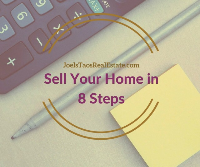 Sell Your Home in 8 Steps - Tip #3