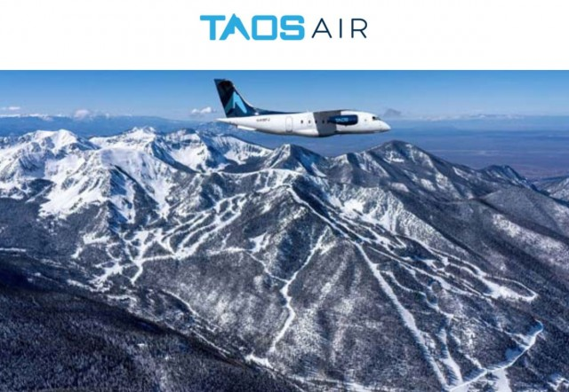 Fly Texas to Taos
